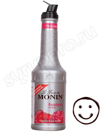 Фруктовое пюре Monin Малина 1 л