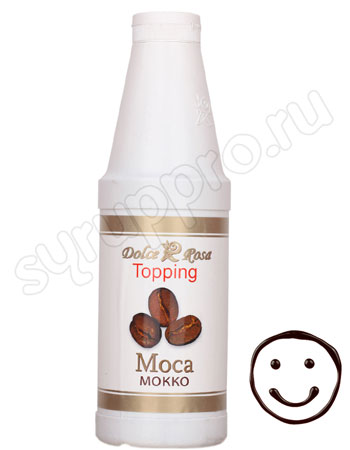 Топпинг Dolce Rosa Мокко 1 л