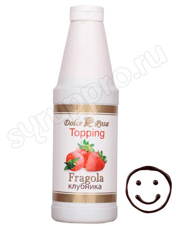 Топпинг Dolce Rosa Клубника 1 л