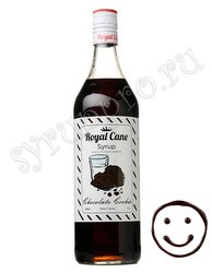 Сироп Royal Cane Шоколадное Печенье 1 л