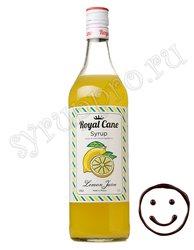 Сироп Royal Cane Лимонный Сок 1 л