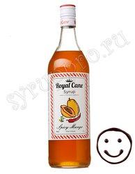 Сироп Royal Cane Пряный Манго 1 л