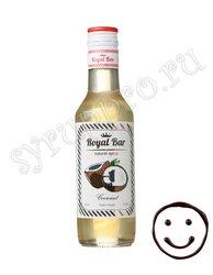 Сироп Royal Cane Кокос 0.25 л